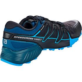 Salomon Speedcross Vario 2 GTX Shoes Men Black/Reflecting Pond/Hawaiian Surf